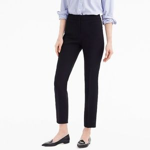 Jcrew ankle cropped pants